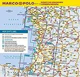 MARCO POLO Reiseführer Französische Atlantikküste: Reisen mit Insider-Tipps - Inklusive kostenloser Touren-App & Update-Service - Stefanie Bisping