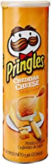 Pringles Cheddar Cheese, 169G (Pack Of 2)