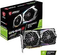 MSI Gaming GeForce GTX 1660 Super 192-bit HDMI/DP 6GB GDRR6 HDCP Support DirectX 12 Dual Fan VR Ready OC Graphics Card (GTX 1