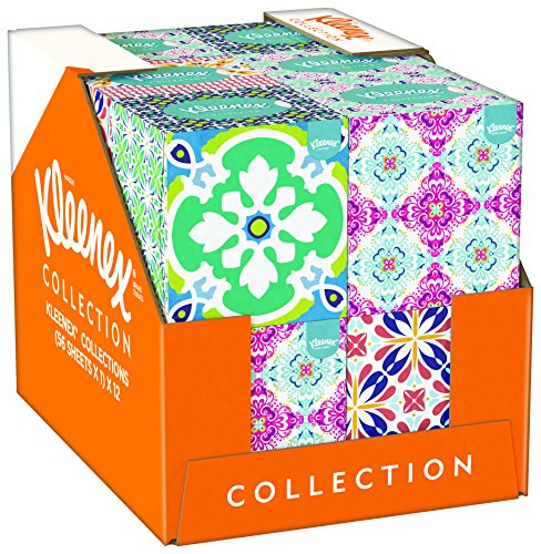 Kleenex Collection Box [12 pezzi]