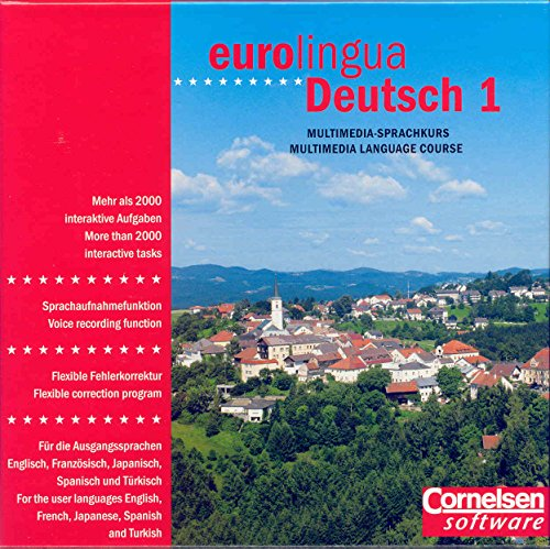 Eurolingua Multimedia. Deutsch als Fremdsprache/Level 1 - CD-ROM