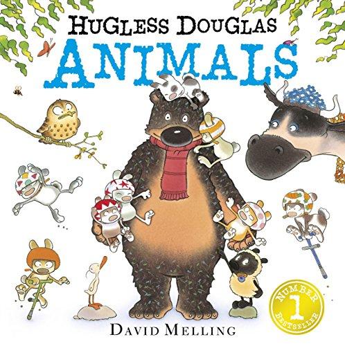 Hugless Douglas Animals (English Edition)