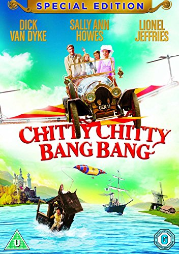 Chitty Chitty Bang Bang [2 Disc Special Edition] [1968] [DVD]