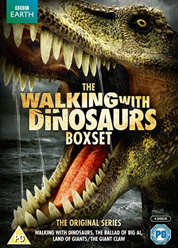 Walking with Dinosaurs - Box Set (4 DVDs)