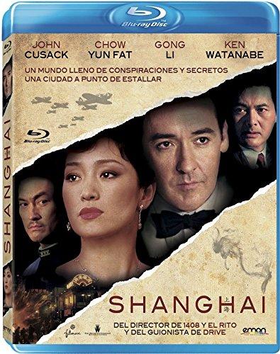 Shanghai (Blu-Ray) (Import) (Keine Deutsche Sprache) (2013) John Cusack; Li Gong; Yun-Fat Chow; Mikae