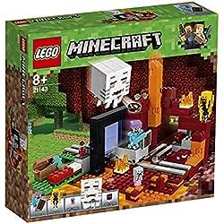 Lego Minecraft - il Portale del Nether, 21143