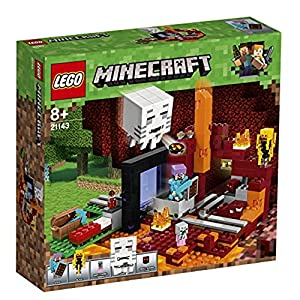 LEGO Minecraft 21143 – Netherportal, Kinderspielzeug