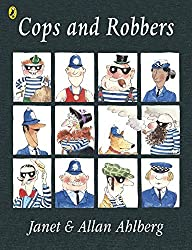 Cops and Robbers (Picture Puffin) by Allan Ahlberg (2010-08-24)