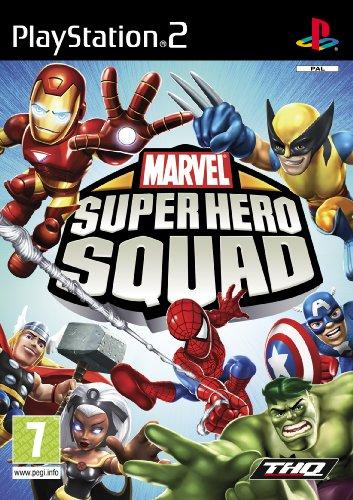 Marvel Super Hero Squad [UK Import]