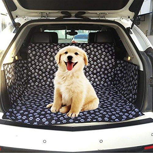 Car Pet Pad Boot Liner Heavy Duty Universal Wasserdichte Auto Rücksitzschutz Haustier Hund Katze Abdeckung Matte Hängematte (Universal-boot-sitzbezug)