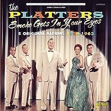 Smoke Gets In Your Eyes - 5 Original Albums 1959-1962