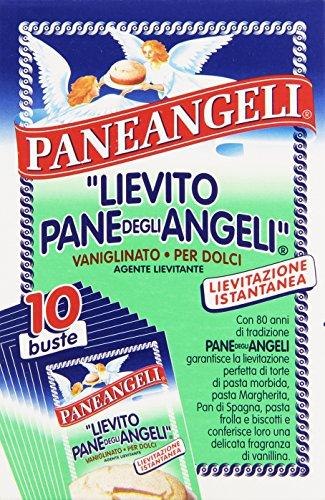 Paneangeli - Lievito Pane, Vaniglinato, per Dolci - 160 g - Pane Lievito Per Dolci