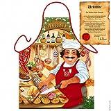 Urlaubsstimmung mit der Themenschürze: Osteria ...mit GRATIS Urkunde!!!