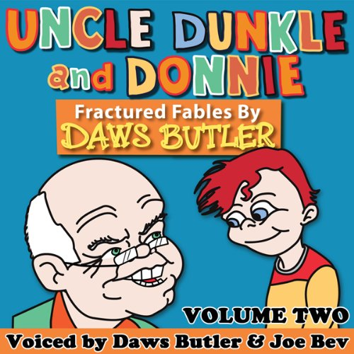 Uncle Dunkle and Donnie 2  Audiolibri