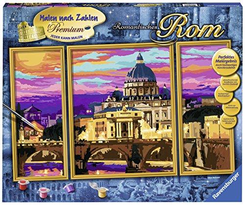 Ravensburger Malen nach Zahlen 28981 Romantisches Rom