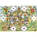 Rechtschreiben o.k. - trotz LRS / Wer findet eine große Nuss? Spiel zu Groß-/Kleinschreibung: Spielkarten, Würfelspiel für Freiarbeit und LRS-Förderung