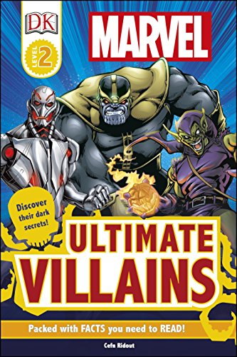 Marvel ultimate villains.