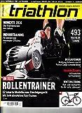 Triathlon #146 2017 Rollentrainer Indoortraining Zeitschrift Magazin Einzelheft Heft