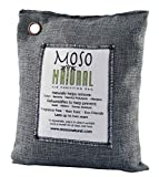 MOSO Natural Air Purifying bag, 500 g, antracite