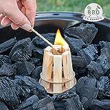 Encender de madera para barbacoa BBQ Classics