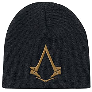 Assassin's Creed – Mütze / Beanie mit goldenem Logo