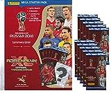 FIFA World Cup Adrenalyn XL 2018 - 1 Starter + 10 Booster