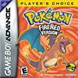 GameBoy Advance - Pokemon Feuerrote Edition / FireRed