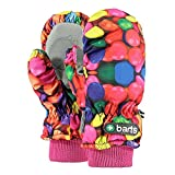 Barts Unisex Baby Handschuhe Nylon Mitts, Multicolore (Candy 26), One Size