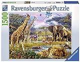 Ravensburger 16333 - Buntes Afrika