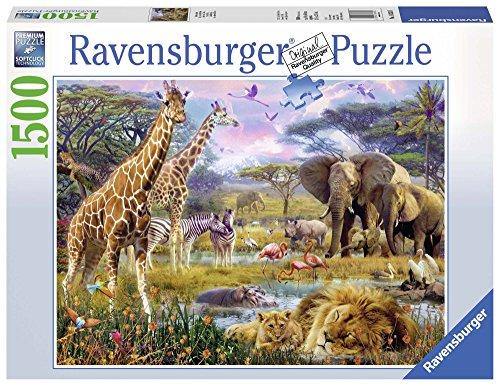 Ravensburger 163335 1500pieza(s) puzzle - Rompecabezas (Jigsaw puzzle, Fauna, Adultos, 14 año(s),...