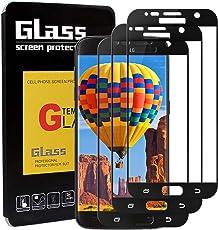 Supband [3 Stück] Panzerglas Schutzfolie Samsung Galaxy S7, Panzerglasfolie Samsung Galaxy S7 Transparent Ultra HD beständig Anti-Scratch Staub frei Blasen Display schutzfolie Samsung Galaxy S7