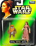 Princess Leia Organa und Wicket the Ewok Princess Leia Collection - Star Wars Power of the Force Collection von Hasbro / Kenner