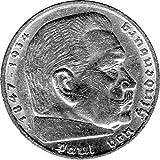 5 Reichsmark Deutschland, 1938 A,
