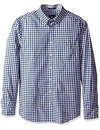 GANT Men's Broadcloth Plaid Shirt