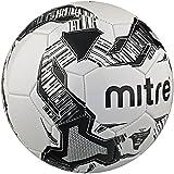 Mitre Ace - Balón de fútbol, color blanco / negro, talla Size 3