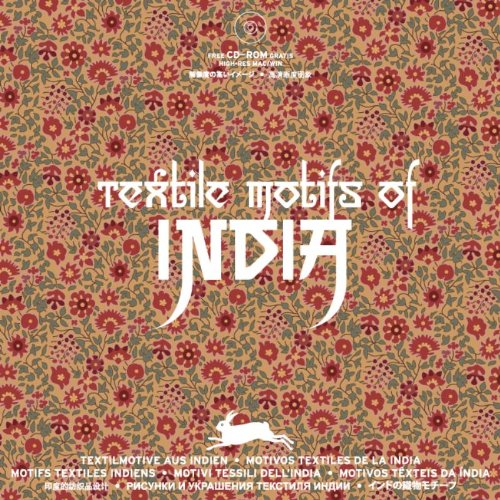 Textile motifs of India : Motifs textiles indiens (1Cédérom) par Pepin Van Roojen