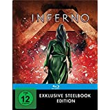 Inferno - PopArt Steelbook Edition