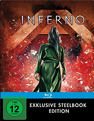 Inferno - PopArt Steelbook Edition [Blu-ray]