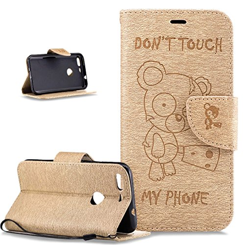 google-pixel-xl-casegoogle-pixel-xl-coverikasus-embossing-chainsaw-bear-dont-touch-py-phone-pattern-