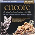 Encore Cat Tin Fish Multipack 8 x 70 g (Pack of 4, Total 32 Cans)