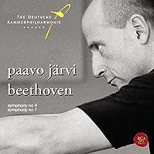 Beethoven : Symphonie n° 4 - Symphonie n° 7