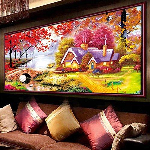point-de-croix-erable-automne-house-dream-p0074