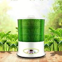 YYLNB Double Couche Bean Sprout Machine, Graine Germoir, Grande entièrement Automatique, véritable, capacité, Sprout…