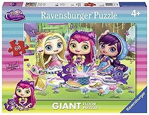 Ravensburger Italia 054947-Puzzle Little Charmers, 60Piezas Giant