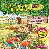 Im Tal der Löwen: 1 CD (Das magische Baumhaus, Band 11)