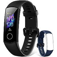 HONOR Band 5 Smartwatch Fitness Tracker Monitoraggio SpO2, Battito Cardiaco 24/7 e Sonno, Display Touch AMOLED 0.95…
