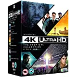 The Premier 4K Ultra HD - 6 Movies Collection: The Revenant + Kingsman: The Secret Service + Life of Pi + The Maze Runner + Independence Day + Exodus: Gods and Kings
