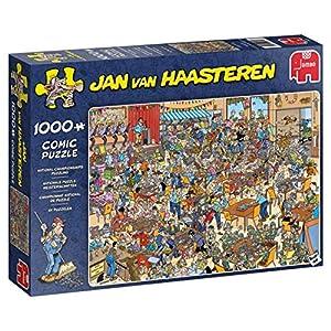 Jan Van Haasteren National Championships Puzzling 1000 pcs Puzzle - Rompecabezas (Puzzle Rompecabezas, Comics, Niños y Adultos, Niño/niña, 12 año(s), Interior)