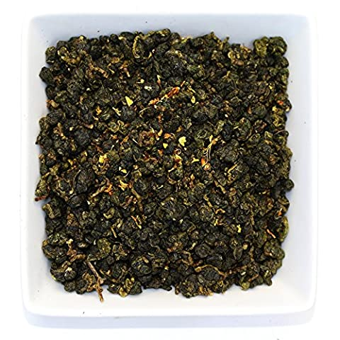 Tealyra - Gui Hua - Osmanthus Oolong - Taiwanese Oolong Tea - Loose Leaf Tea - Organically Grown -