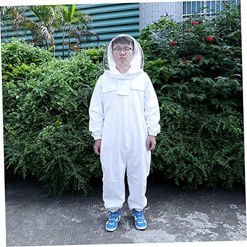 x Gummizug in der Taille Bienenschutzkleidung/Bienenzucht Anzug für Kinder ()